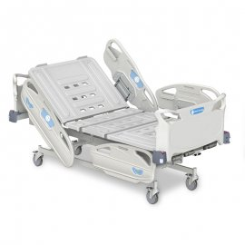 manual-tilt-hospital-medical-care-bed-long-term-nursing-health-long-care-bed-chen-kuang