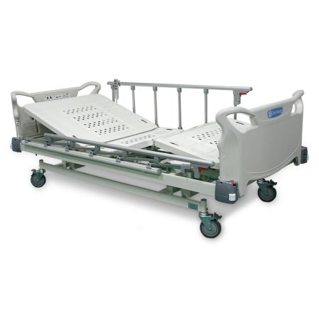 adjust-electric-aluminum-alloy-hospital-medical-bed-long-term-nursing-health-care-bed-535H1-chen-kuang/三馬達電動床-鋼板床面-鋁合金護欄-醫院用-醫療用-康復用-居家用-長期用-健康用-照護用-看護用-535H1-真廣