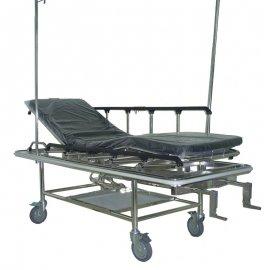 manual-adjust-aluminum-alloy-nursing-emergency-stretcher-stainless-steel-transport-trolley-eal-mf2/二搖桿不銹鋼急診推床-全覆式鋁合金護欄-醫院用-看護用-醫療用-急診用-eal-mf2-真廣