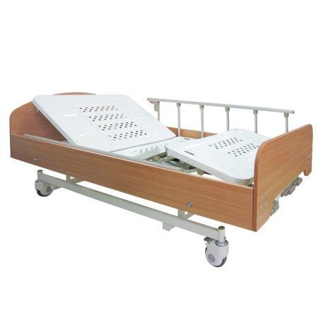 adjust-manual-aluminum-alloy-rails-home-medical-care-bed-long-term-nursing-health-care-bed-mal-ws3/三搖桿手搖床-鋼板床面-鋁合金護欄-木質床頭尾板-康復用-居家用-安養用-養護用-健康用-照護用-看護用-mal-ws3-真廣