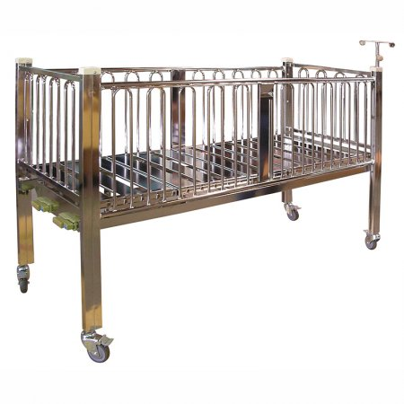 pediatric-medical-children-health-safety-bed-babycare-nursing-steel-stainless-guard-bed-pfe-mp2-s