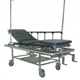 manual-adjust-aluminum-alloy-nursing-emergency-stretcher-stainless-steel-transport-trolley-ss-001-chen-kuang