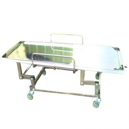 manual-adjustshower-trolley-bed-bath-mobile-trolley-stainless-steel-guard-rails-platform-sts-msp