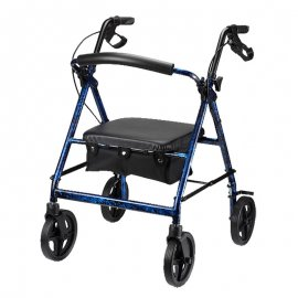 Walker-rollator-walking frame-mobility aid-walking aid-nursing-disability-MA-WK-001-chen kuang-助步車-助行車-助行器-行動輔具-身心障礙-長照-照護-真廣