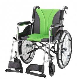 wheel chair-mobility aid-transit wheel chair-self-propelled-attendant-propelled-armrest-nursing-disability-MA-WC-002-chen kuang-輪椅-行動輔具-身心障礙-長照-照護-真廣
