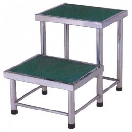 SM020 Footstool (Double Steps)